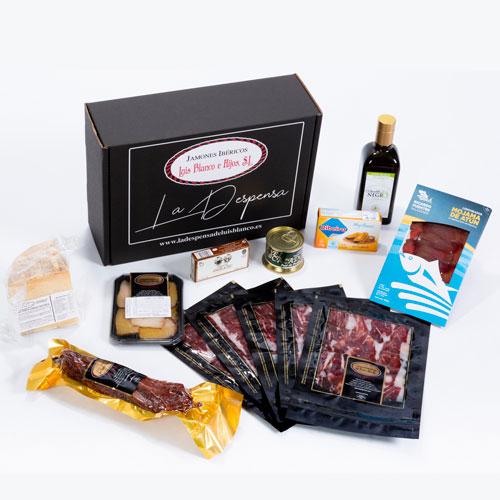 Caja gourmet seleccion Luis Blanco 2