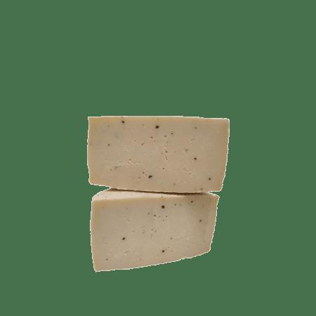 queso curado con trufa