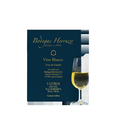 vino fino bodegas herruzo 5l